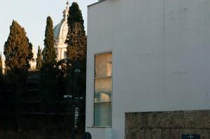 Il contenitore bianco Richard Meier & Partners Paola Ricci©Photo