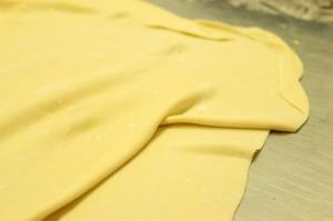 La pasta stesa delle cartellate .Paola Ricci©Photo